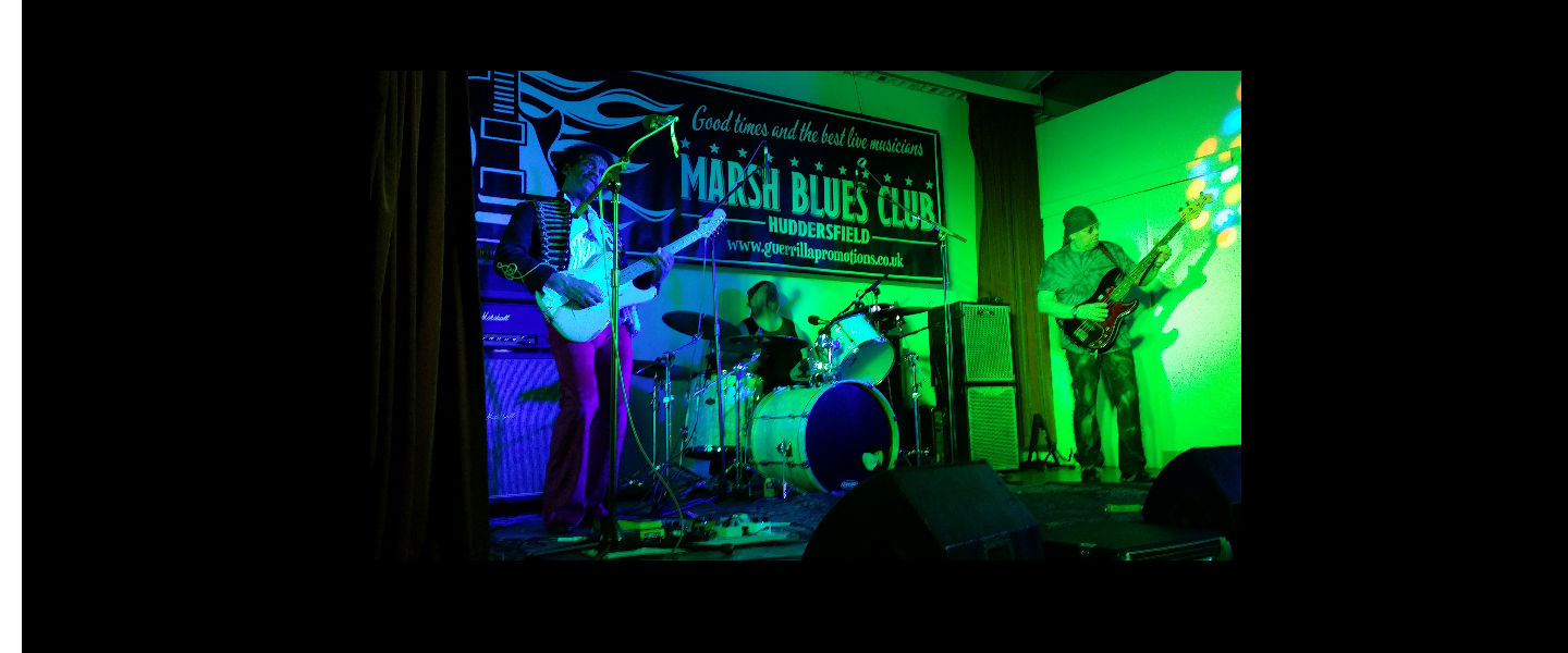 Marsh Blues Club, Huddersfield